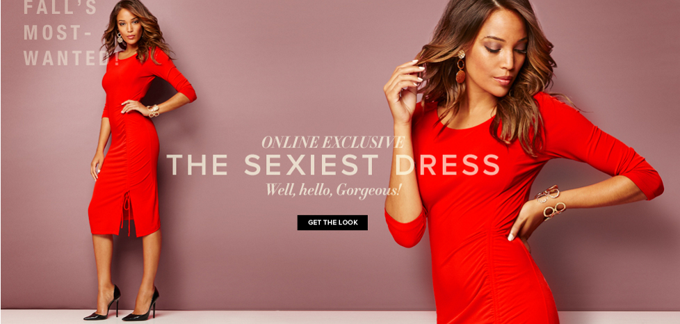The Sexiest Dress - New York & Company