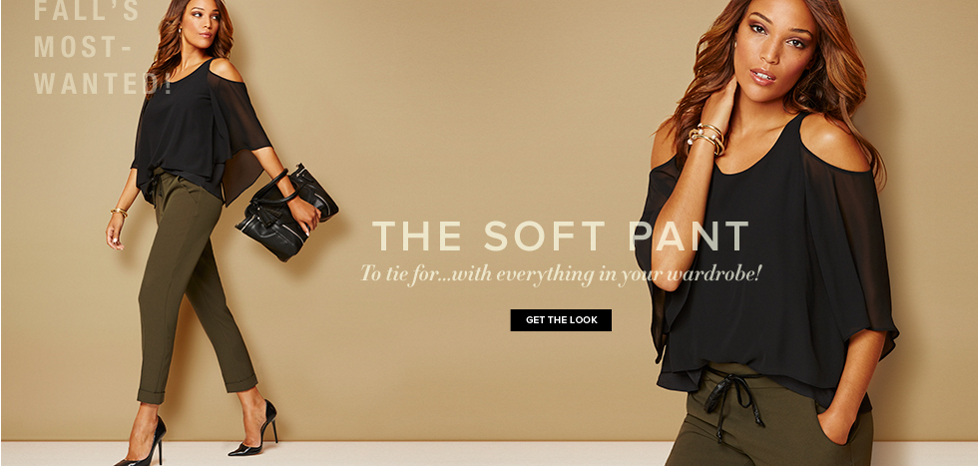 The Soft Pant - New York & Company
