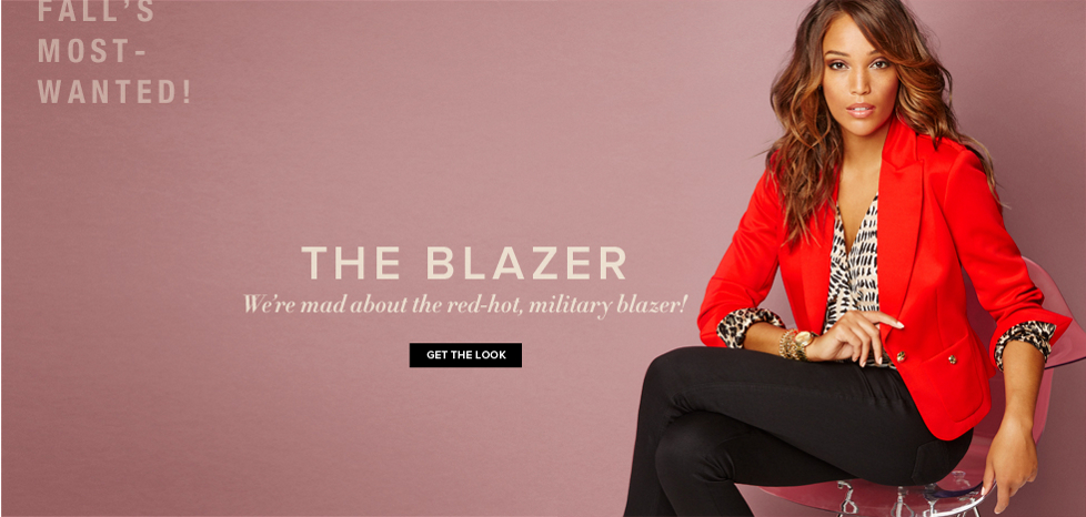 The Blazer - New York & Company
