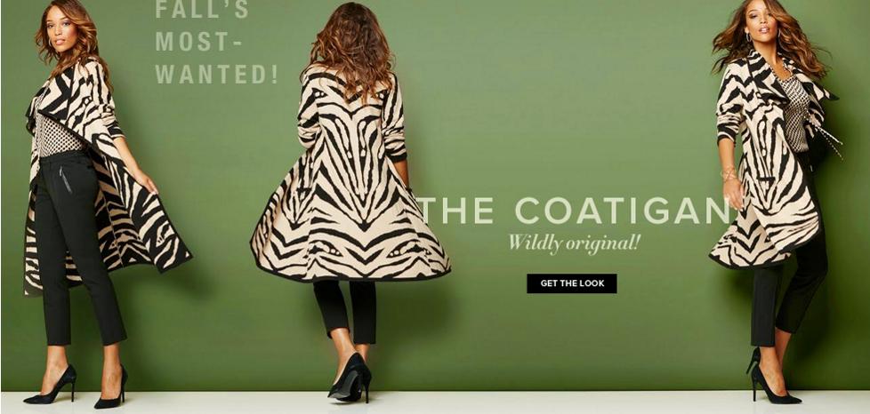 The Coatigan - New York & Company