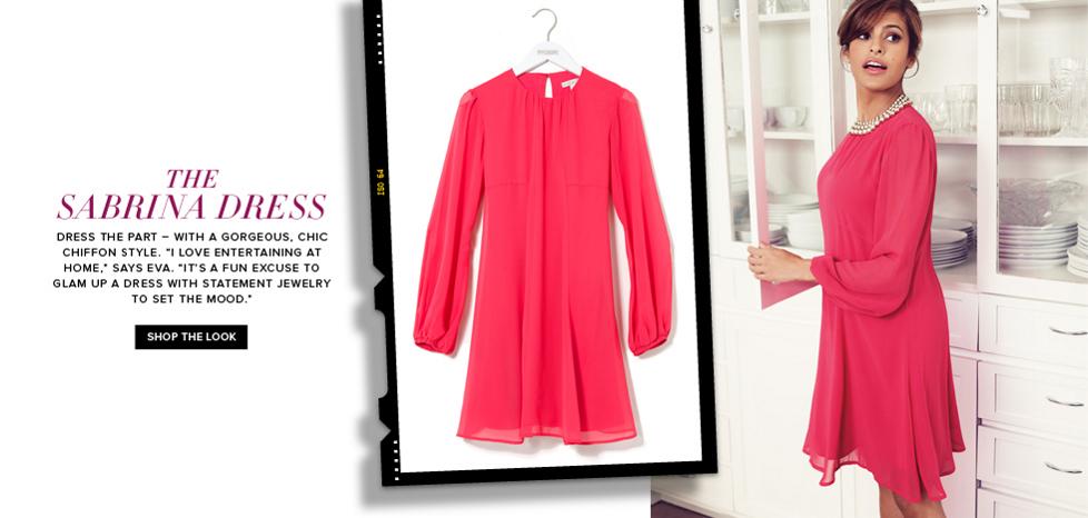 The Sabrina Dress - New York & Company