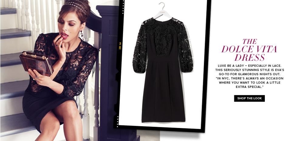 The Dolce Vita Dress - New York & Company