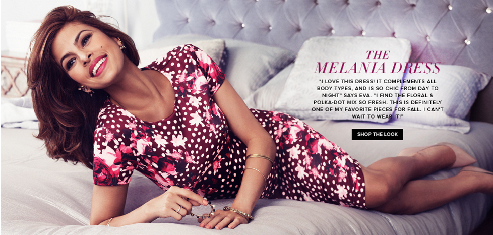 The Melania Dress - New York & Company