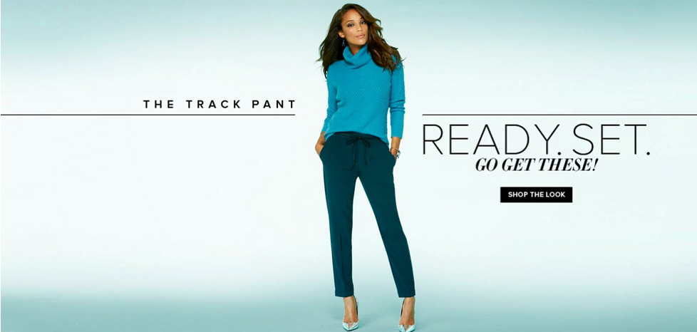 The Track Pant - New York & Company