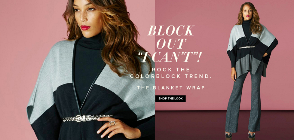The Blanket Wrap - New York & Company