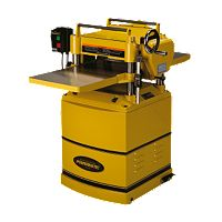 Powermatic® 15'' Planer w/Spiral Cutterhead & Digital Readout