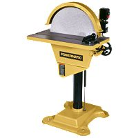 Powermatic® 20'' Disc Sander w/Reversing Feature