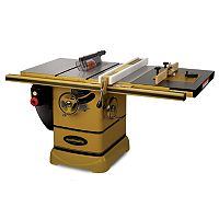 Powermatic® 10'' Table Saw 3HP w/30'' Fence & Rout-R-Lift
