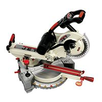 Jet® 10'' Sliding Dual Bevel Compound Miter Saw