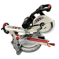 Jet® 12'' Sliding Dual Bevel Compound Miter Saw