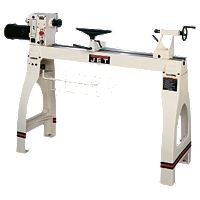 Jet® 16'' x 42'' Wood Lathe 1.5HP