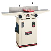 Jet® 6'' Jointer w/Closed Stand