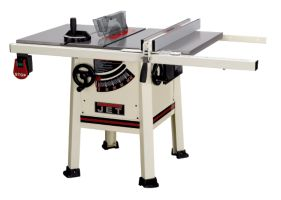 Jet pro shop table saw