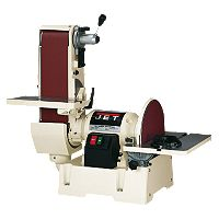 Jet® 6'' x 48'' Belt and 12'' Disc Sander Combo Machine