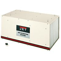 Jet® 1700CFM Air Filtration System w/Remote Control