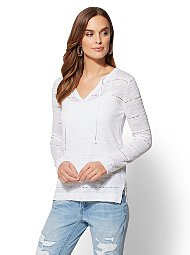 Display product reviews for Open-Stitch Sweater