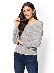 Display product reviews for Marled Sweater