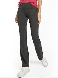 Display product reviews for Grey Bootcut Yoga Pant