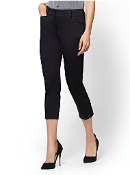 Display product reviews for 7th Avenue Pant - Crop Straight Leg - Signature