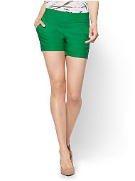 Display product reviews for 7th Avenue - Pull-On 4 Inch Short - Signature