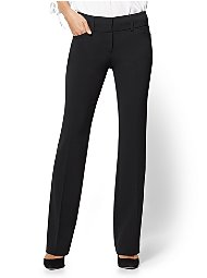 Display product reviews for 7th Avenue Petite Pant - Modern - Barely Bootcut - Double Stretch