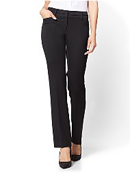 Display product reviews for 7th Avenue Petite Pant - Straight Leg - Signature