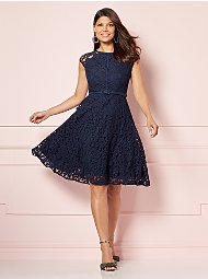 Display product reviews for Eva Mendes Collection - Veronica Lace Dress