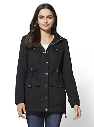 Display product reviews for Hooded Anorak Jacket