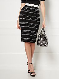 Display product reviews for Eva Mendes Collection - Jacqui Sweater Skirt