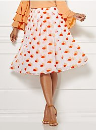 Display product reviews for Eva Mendes Collection - Salena Pleated Skirt
