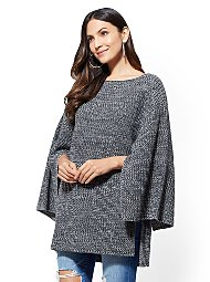 Display product reviews for Sweater Poncho