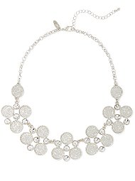 Display product reviews for Circular Statement Necklace