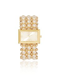 Display product reviews for Faux-Pearl Watch