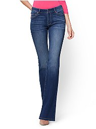Display product reviews for Soho Jeans - Petite Curvy Bootcut