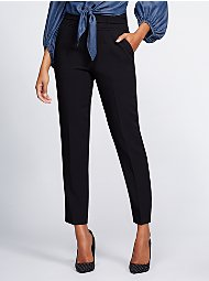 Display product reviews for Gabrielle Union Collection - Black Corset Pant