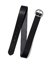 Display product reviews for Round-Buckle Belt